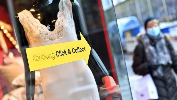 Click and Collect Abholung