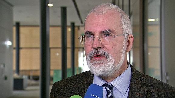 Sachsens Datenschutzbeauftragter Andreas Schurig