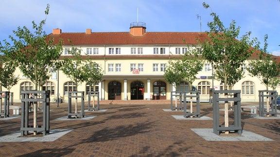 Bahnhof Binz