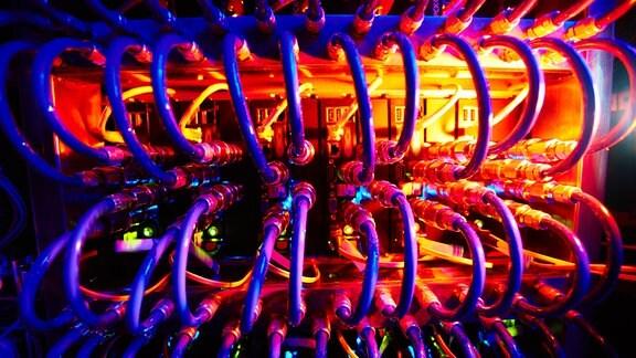 Symbolbild Supercomputer