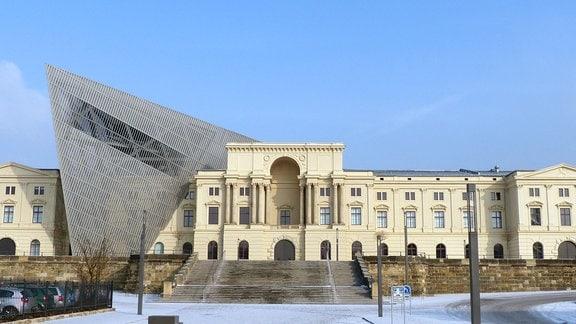 Militärhistorisches Museum der Bundeswehr in Dresden, 2012