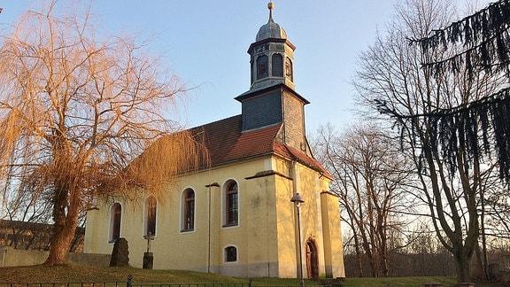 Kirche Mölbis