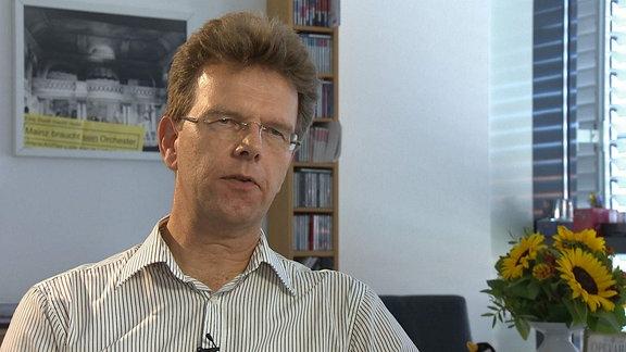 Gerald Mertens, Geschäftsführer der Deutschen Orchestervereinigung