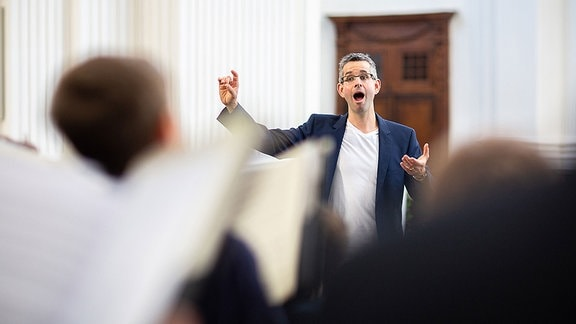 Andreas Reize - Dirigent aus der Schweiz