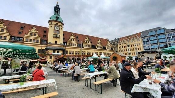 Markttage Leipzig 2021