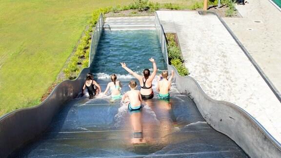 Natursportbad Bad Düben