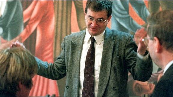 Arnold Vaatz in einer Archivfoto von 1992