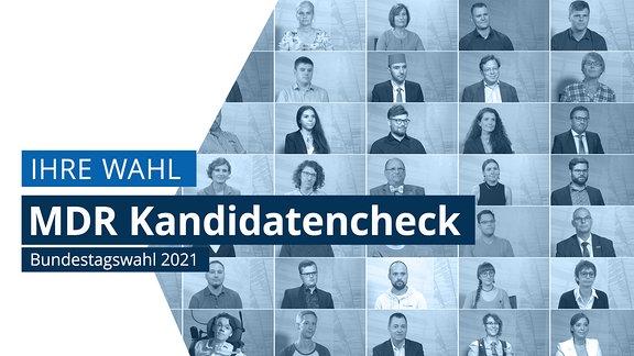 MDR-Kandidatencheck Bundestagswahl 2021