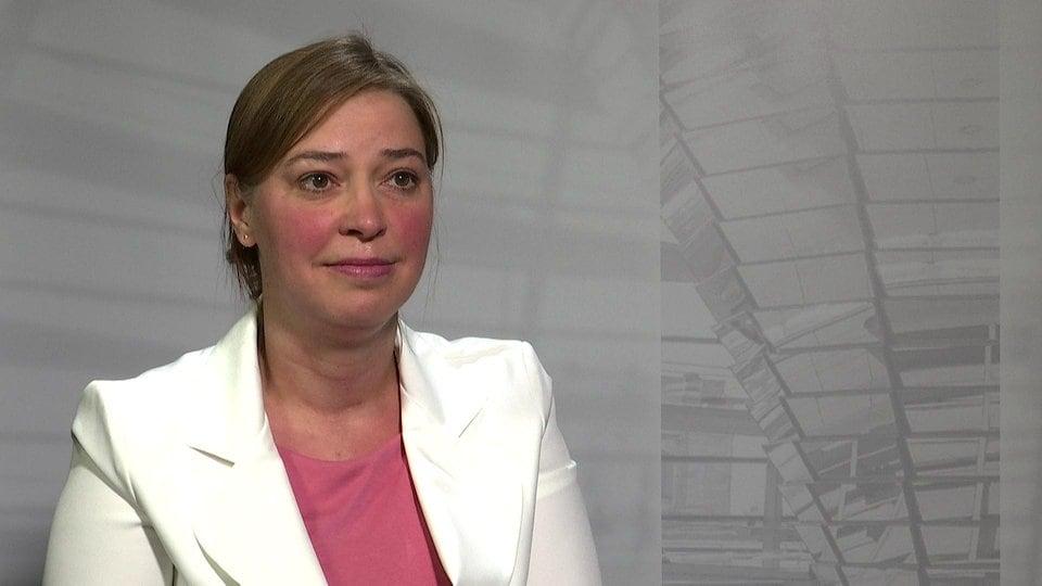Yvonne Magwas, CDU, Vogtlandkreis