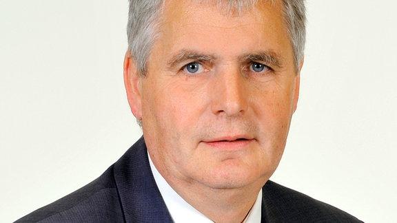 Der Landrat des Landkreises Görlitz Bernd Lange
