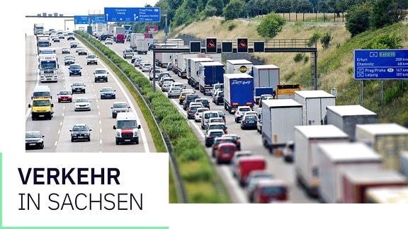 Verkehrsmeldungen aus Sachsen