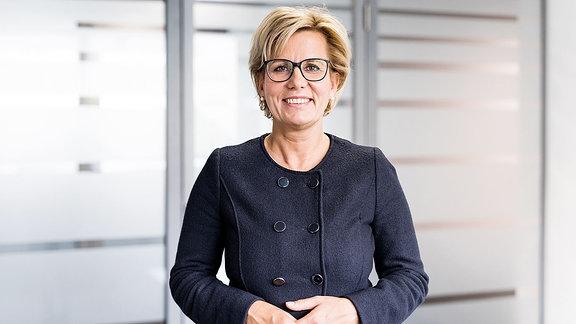 Sachsens Staatsministerin für Soziales und Verbraucherschutz Barbara Klepsch.