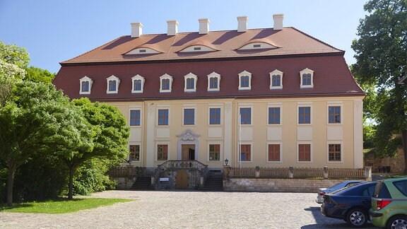 Herrenhaus Staucha - Gemeindeverwaltung Stauchitz