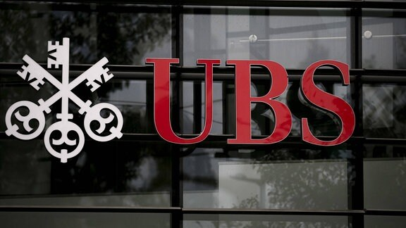 Logo der UBS