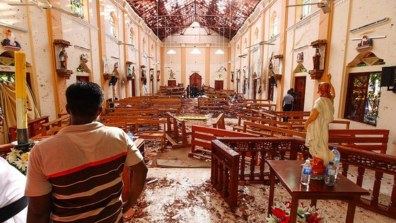 St. Sebastians Kirche in Colombo