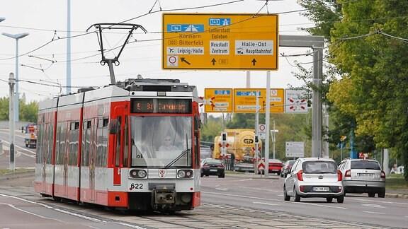 Straßenbahn Halle-Bad-Dürrenberg