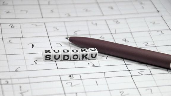 Soduko und Buchstaben