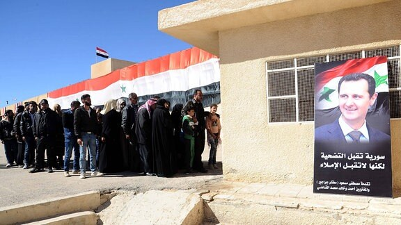 Syrische Flüchtlinge kehren in ihr Heimatland zurück