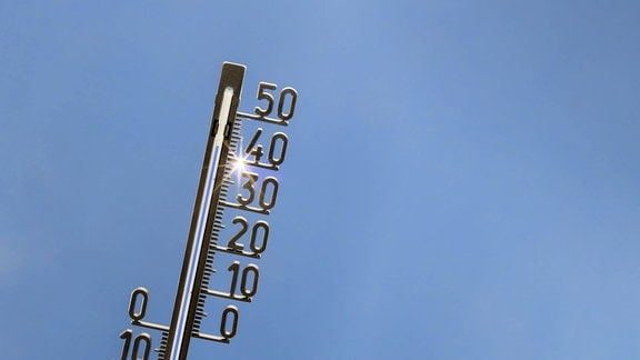 Sommerhitze in Europa, und in Deutschland steigt das Thermometer auf Werte über 40 Grad.