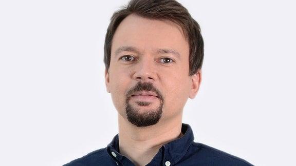 Porträt Regionalkorrespondent Armin Kung