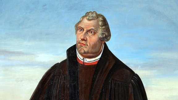 Martin Luther Gemälde