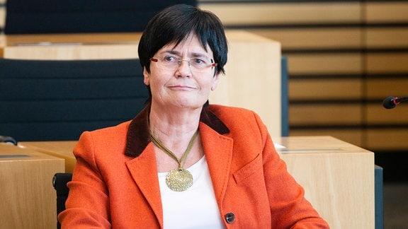Christine Lieberknecht CDU Thüringen Ministerpräsidentin