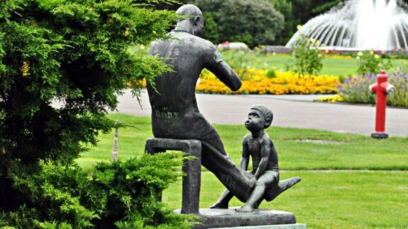 Skulptur im egapark