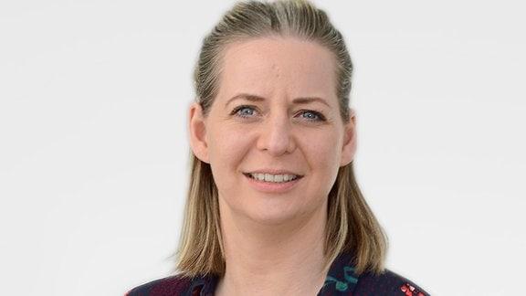 Porträt Regionalkorrespondentin Franziska Gutt