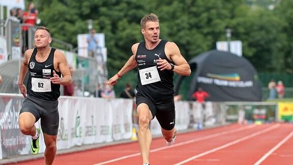 Sprinter Julian Reus