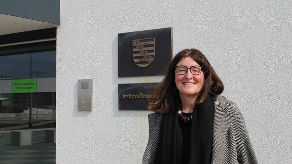Eike König-Bender, Leiterin der JVA Chemnitz