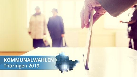 Symbolfoto für Kommunalwahl in Thüringen