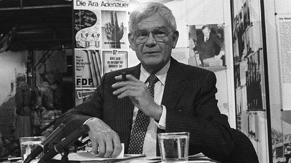 Gerhard Löwenthal, 1985