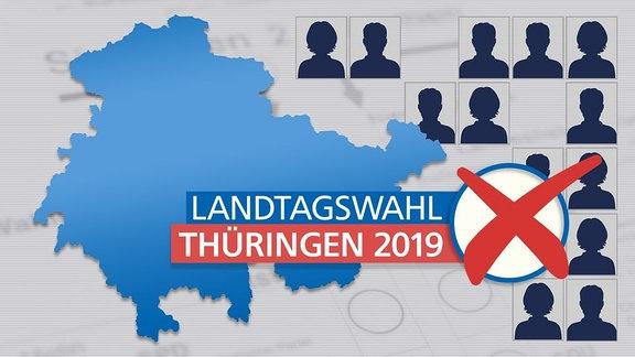 Landtagswahl Thüringen Direktkandidaten