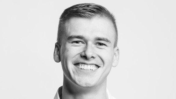 FDP Direktkandidat Lukas Rost