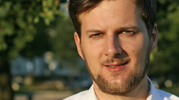 Blogger und Politikberater Martin Fuchs