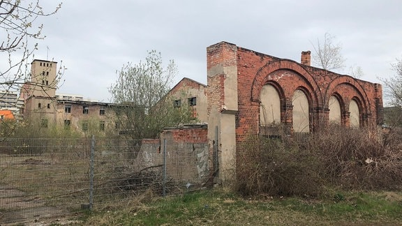 Das königliche Bahnbetriebswerk in Erfurt