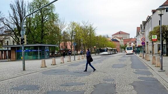 Goetheplatz Weimar