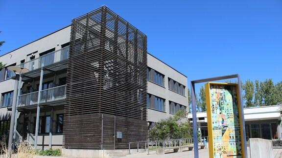 Das Humboldt-Gymnasium in Weimar zu Corona-Zeiten