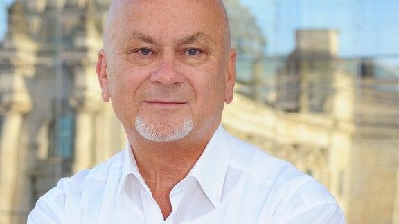CDU-Bundestagsabgeordneter Manfred Grund