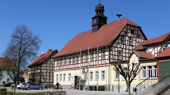 Rathaus Herbsleben