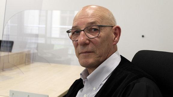 der Leiter des Arbeitsgerichtes Gera, Ingo Menke.