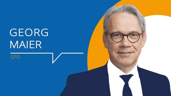 Georg Maier beim MDR THÜRINGEN-Sommerinterview 2021