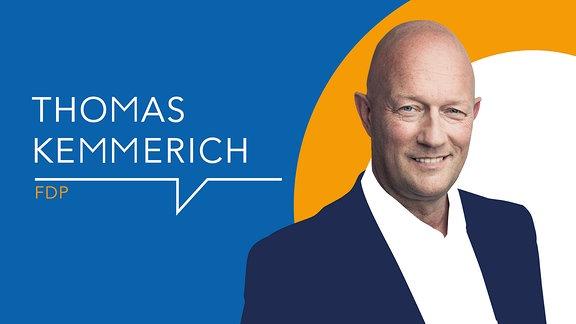Thomas Kemmerich beim MDR THÜRINGEN-Sommerinterview 2021