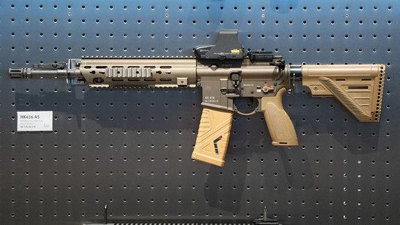 Sturmgewehr HK416 von Heckler & Koch