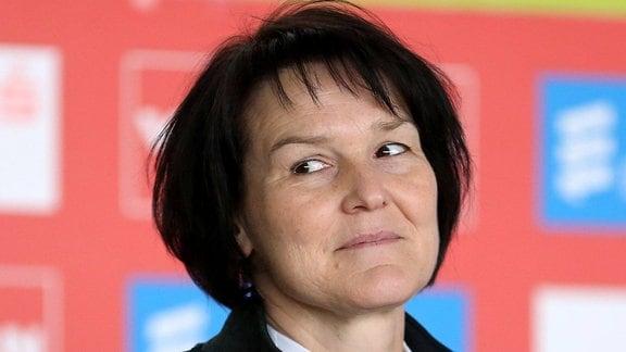 Peggy Greiser, Landrätin Schmalkalden-Meiningen
