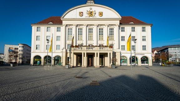 Rathaus Sonneberg