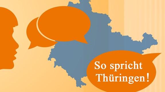 "Logo MDR-Serie ""So spricht man in Thüringen"""