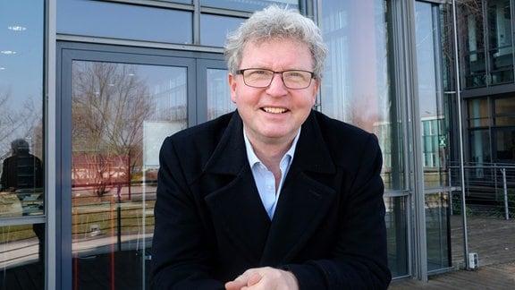 Ulli Sondermann-Becker, landespolitischer Korrespondent von MDR THÜRINGEN.