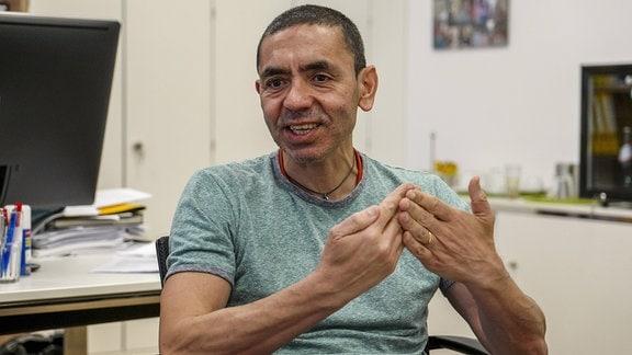 Prof. Dr. med. Ugur Sahin, 2018