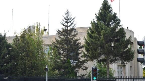 Die US-Botschaft in Ankara